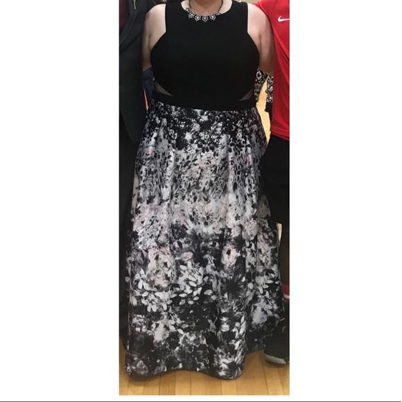 Macy's Plus Size Prom Dress
